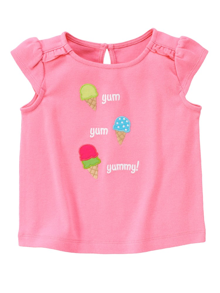 Gymboree Yum Yum T-Shirt