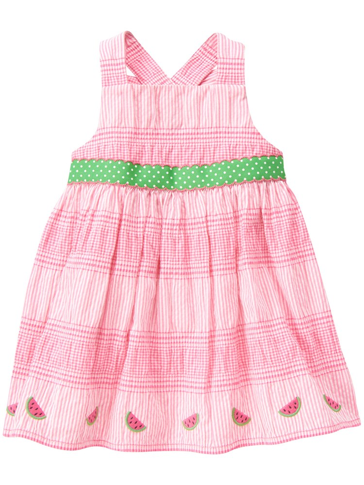 Gymboree Watermelon Elbise