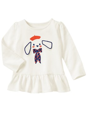 Gymboree Sweet Puppy Tunik