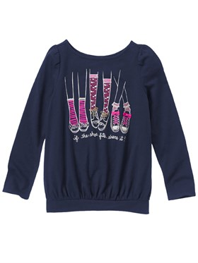 Gymboree First Steps Sweatshirt