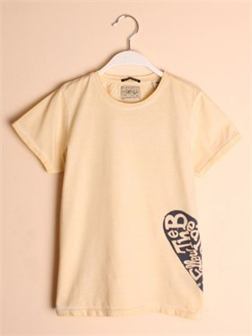 Scotch & Soda Follow The Beat of My Heart T-Shirt
