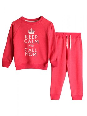 Bebeque Lolo Keep Calm Set