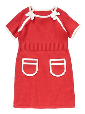 Gymboree Little Girl Triko Elbise