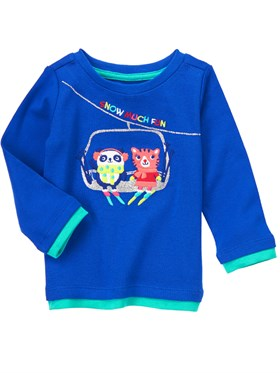 Gymboree Snow Much Fun Sweatshirt