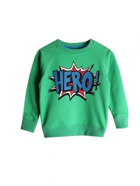 Bebeque Lolo Hero Sweatshirt