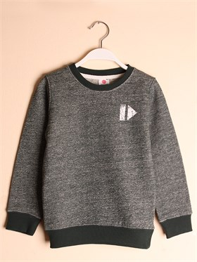State of Kids Houston Sweatshirt - Yeşil Play