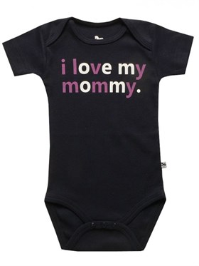 Bebeque I Love My Mommy Body -  Lacivert