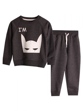 Bebeque Lolo Batman Set