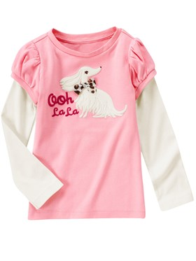 Gymboree Ooh Lala Sweatshirt