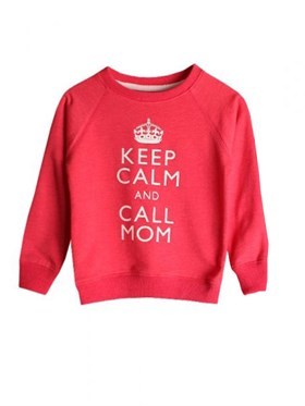 Bebeque Lolo Keep Calm Sweatshirt