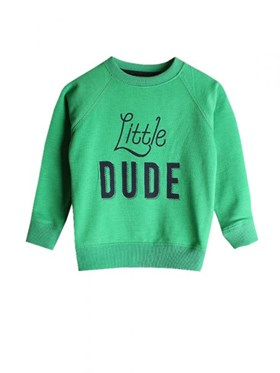 Bebeque Lolo Little Dude Sweatshirt