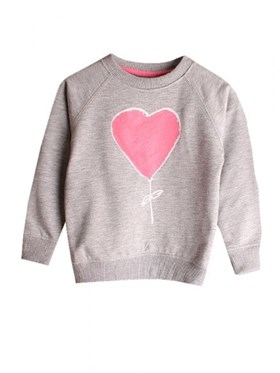 Bebeque Lolo Balloon Sweatshirt