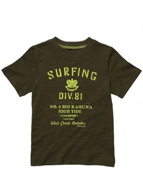 Carters Surfing T-Shirt