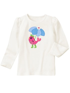 Gymboree Happy Bird Sweatshirt