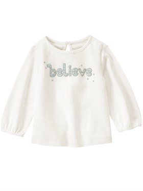 Gymboree Believe Sweatshirt